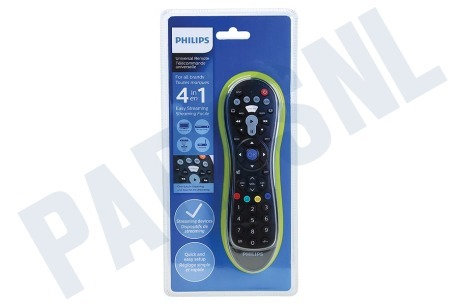 Universeel  Afstandsbediening 4 in 1 philips
