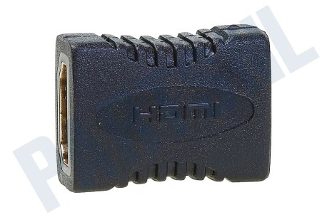 Easyfiks  Verloopstekker, HDMI Female - HDMI Female