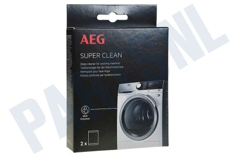AEG Wasmachine E6WMI102 Super-Clean - WM set