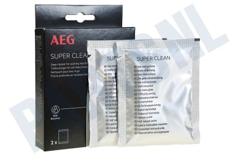 Atag Wasmachine E6WMI102 Super-Clean - WM set