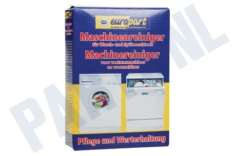 Thermador Wasmachine Ontvetter machine