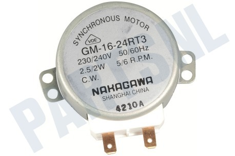 Husqvarna electrolux Oven-Magnetron Motor 2.5/2W