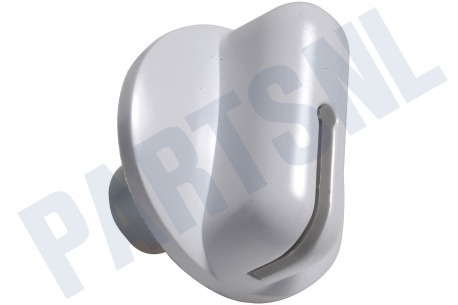 Ariston-Blue Air  36862, C00036862 Knop van kookplaat -wit-