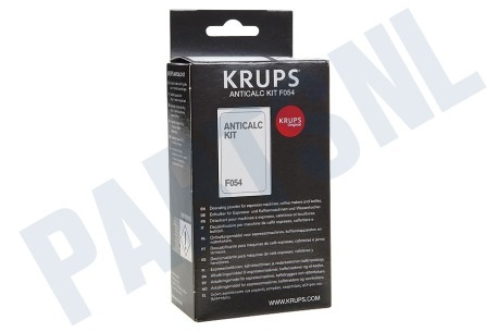 Krups Koffiezetapparaat Ontkalker tabletten set + PH strip