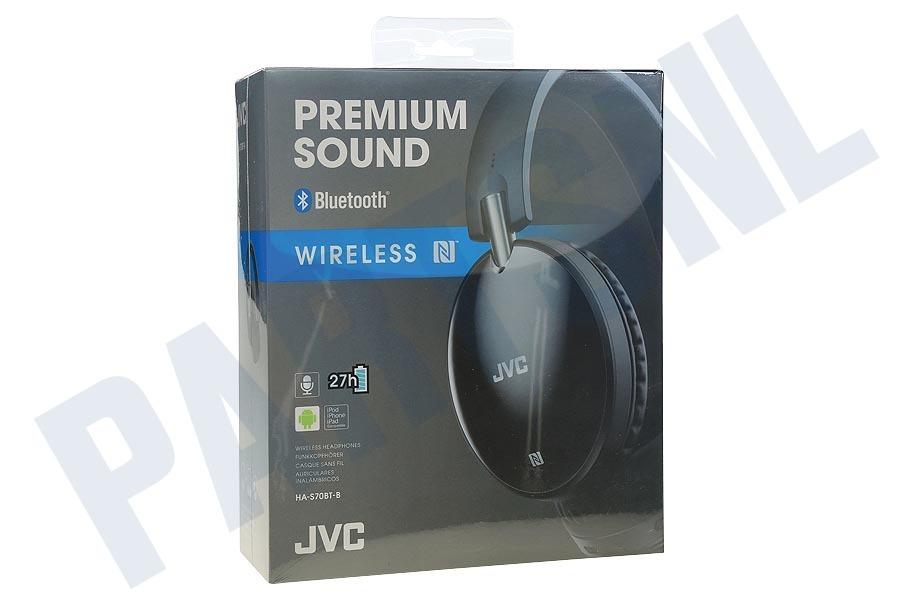 JVC HA-S70BT-B JVC Premium Sound HAS70BTBE e48d9616e7