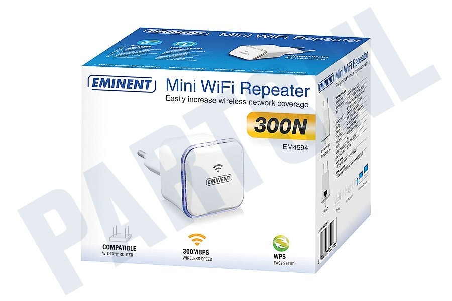 Eminent  EM4594 Mini WiFi Repeater