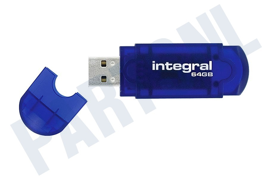 Integral  Memory stick Integral 64GB Evo Blue