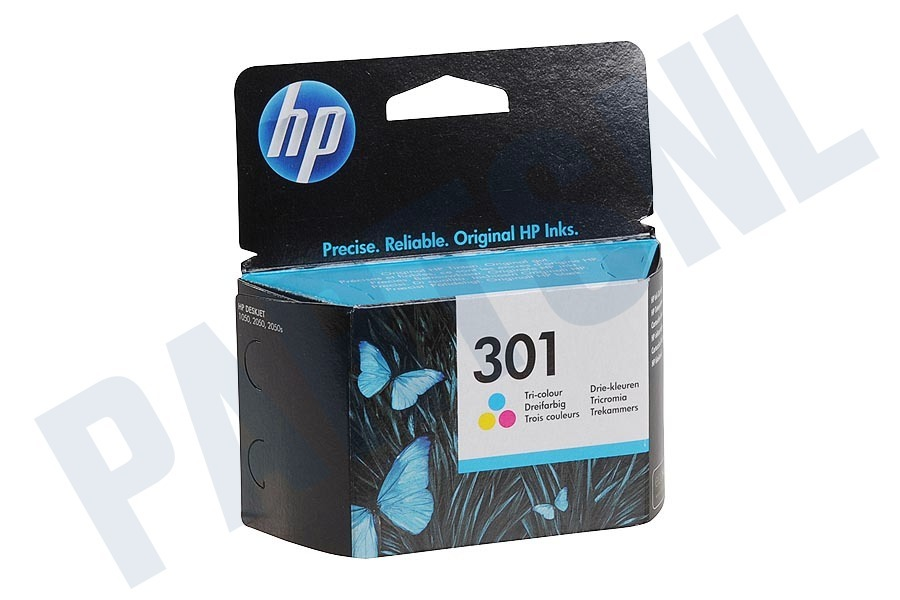 HP Hewlett-Packard HP printer HP 301 Color Inktcartridge No. 301 Color