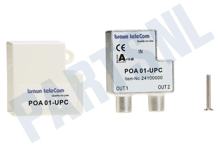 Beroemd Braun Telecom POA 1 UPC Verdeel element A160031 ZU39